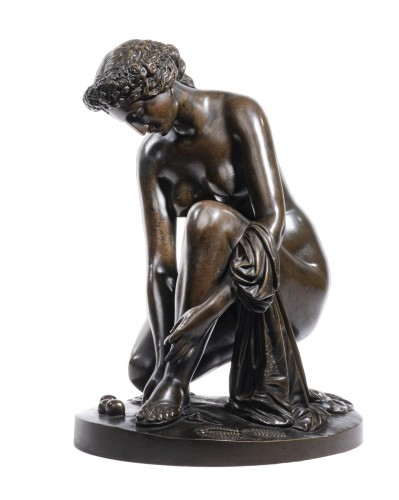 PRADIER James (1790-1852), Atalante's toilet