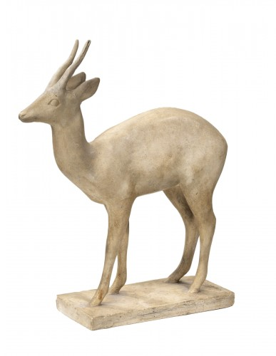GRAVES Jean (1897 Français), Antelope