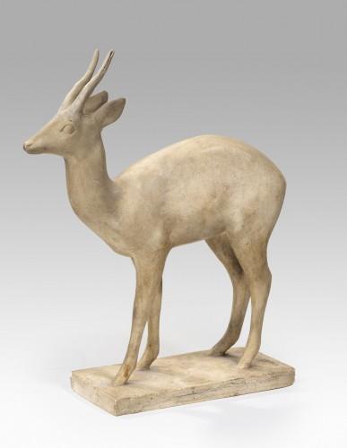 GRAVES Jean (1897 Français), Antelope -