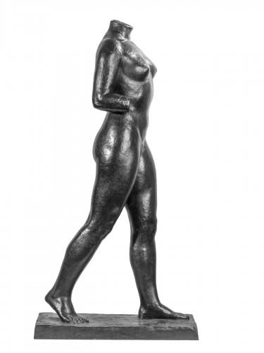 LAMOURDEDIEU Raoul (1877-1953) - Woman torso