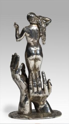 TRAVERSE Pierre (1892-1979), Offering - Sculpture Style Art Déco