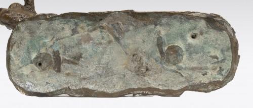 PARIS René (1881-1970 Français), Veal - Sculpture Style Art nouveau