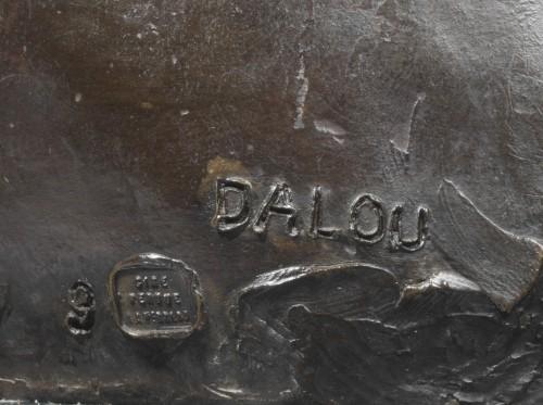 DALOU Aimé-Jules (1838-1902 French), Child bust -