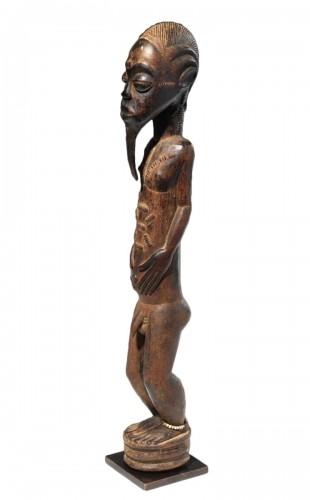 Male Baoulé Statue