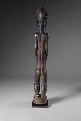 Male Baoulé Statue -