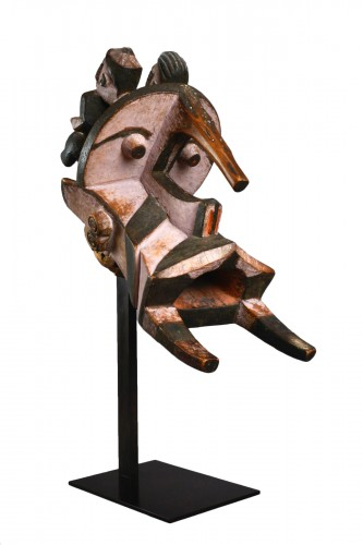 Elephant Mask - Igbo Art