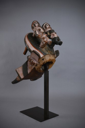 Elephant Mask - Igbo Art - Tribal Art Style