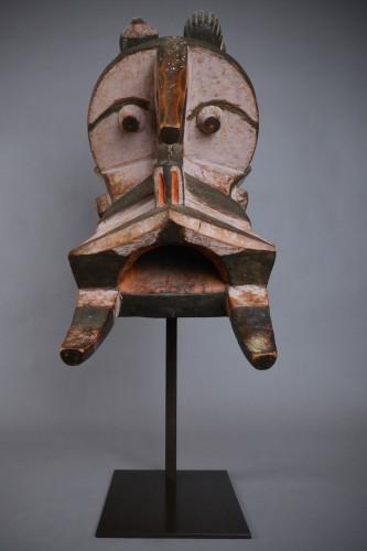 Elephant Mask - Igbo Art -