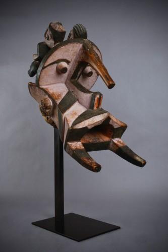 20th century - Elephant Mask - Igbo Art