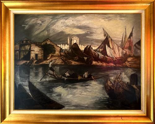 André Maire (1898-1984) - Venice