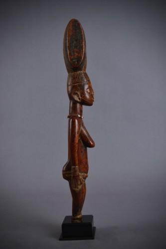 Standing Oshe Shango - Tribal Art Style