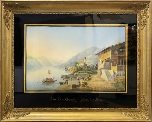 Johann-Ludwig Bleuler (1792 – 1850) - Views of Switzerland - Napoléon III