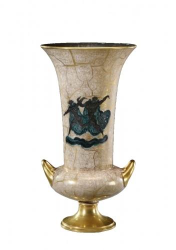Vase. - Manufacture de Sèvres, Jean Mayodon