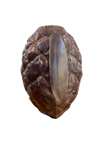 Ernest Bussières, Pineapple vase