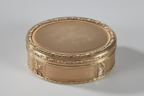 Gold box Louis XVI périod, 18th century