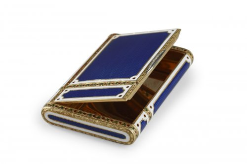Cigarette or Card Case 20th Century.