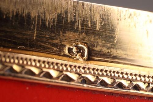 Louis XV - Louis XV Gold snuff box. Mid-18h century