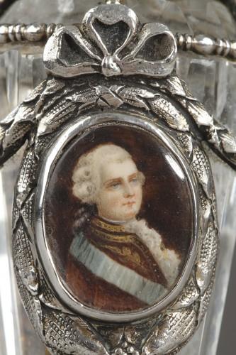 19th century - Rock crystal seal