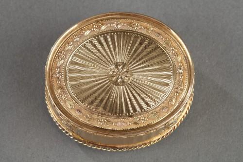 Louis XVI Gold snuff box -