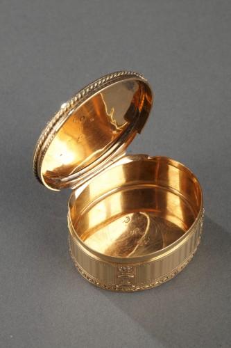 18th century - Louis XVI Gold snuff box