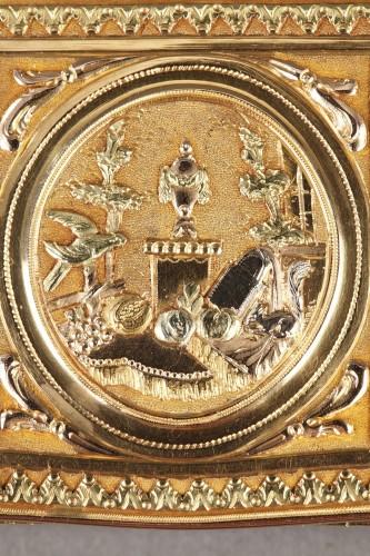 18th century Gold box -