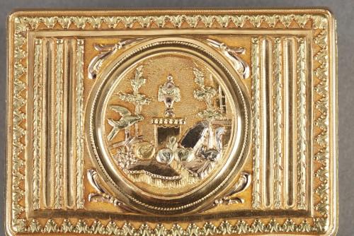 18th century - 18th century Gold box