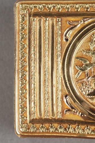 18th century Gold box - Louis XVI