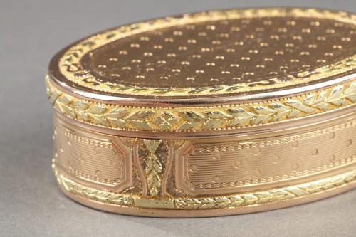 Louis XVI gold box -