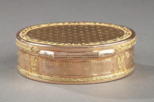 Louis XVI - Louis XVI gold box