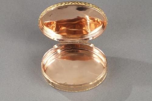 Antiquités - Louis XVI gold box