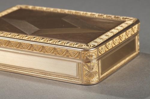 19th century - Early 19th century gold box
