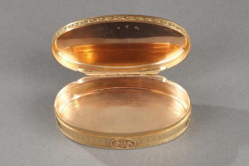 Louis XVI - Gold snuff box