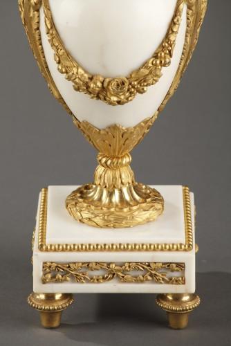 Antiquités - Pair of 18th century candelabras