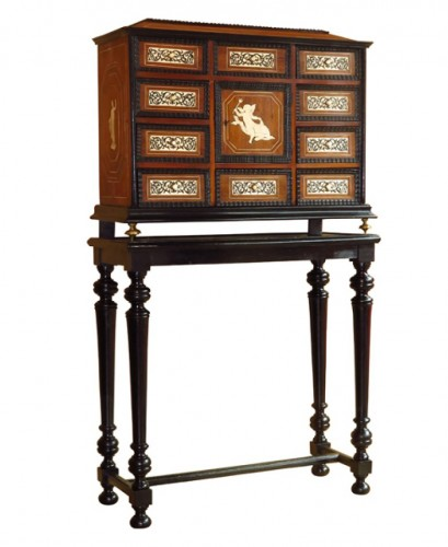 Small Italian Cabinet, early 17th
