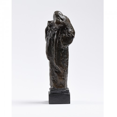 Charles MALFRAY (1887-1940) - Femme drapée à l'Antique - Sculpture Style