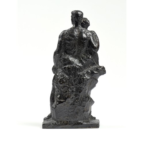 Georges COULON (1914-1990) - Happiness - Sculpture Style