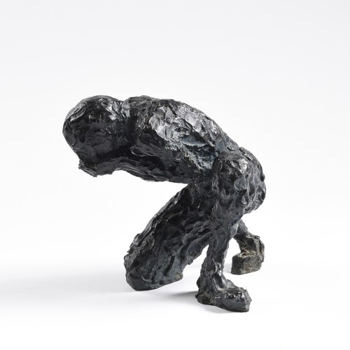Edmond MOIRIGNOT (1913-2002) - The Man at the Source - Sculpture Style 50