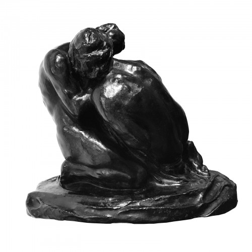 Alfredo PINA (1887-1966) - The Kiss - Sculpture Style