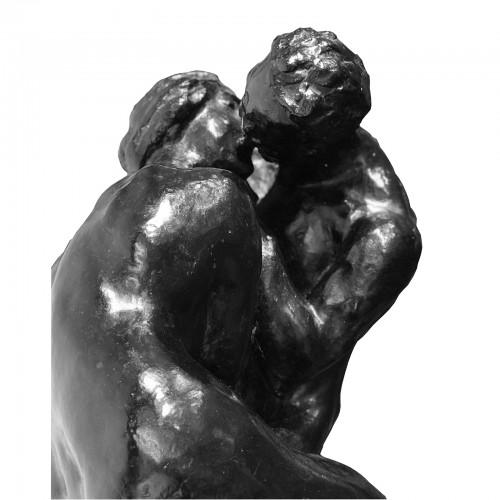 Alfredo PINA (1887-1966) - The Kiss -