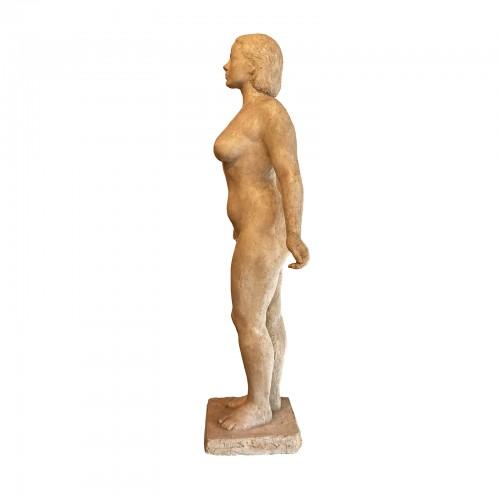 Sculpture  - Marcel DAMBOISE (1903-1992) - La Christiane