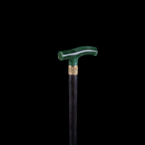 Cane with a nephritis handle - Collectibles Style