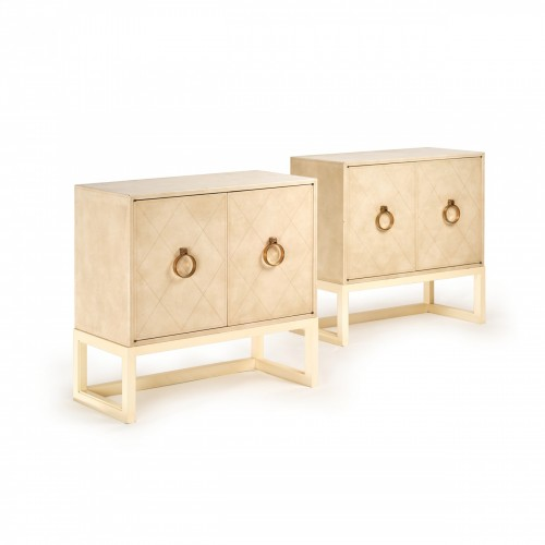 Pair of cabinets - Tommi Parzinger (1903-1981) - Furniture Style 50
