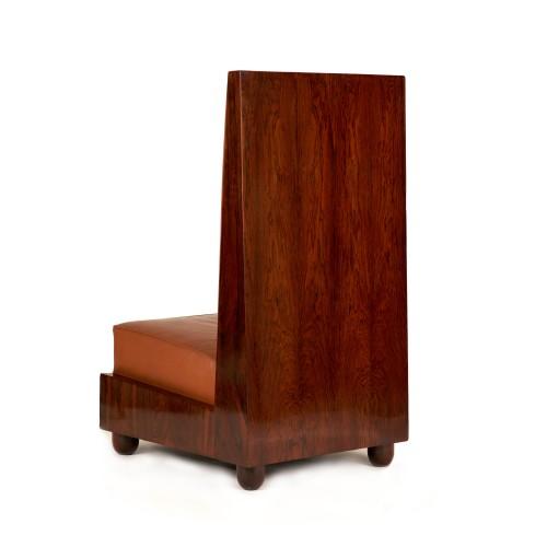 Modernist seat Gabriel Guevrekian (1900-1970) - Seating Style Art Déco