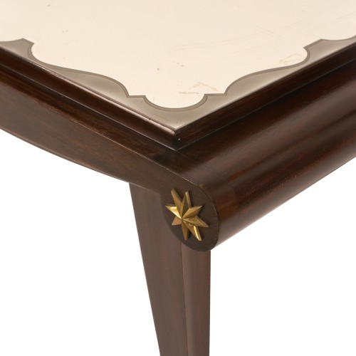 Coffee table - Maxime Old (1910-1991) - Furniture Style Art Déco