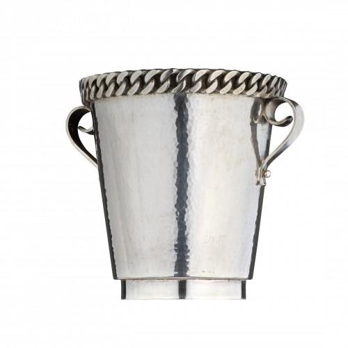 Champagne bucket - Jean Després (1889-1980)