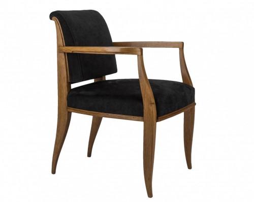 """""""Drouant"""" Armchair - Emile-Jacques Ruhlmann (1879 - 1933)"""