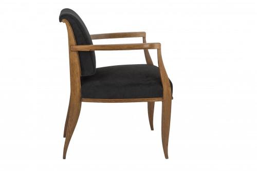"""""""Drouant"""" Armchair - Emile-Jacques Ruhlmann (1879 - 1933)  - Seating Style Art Déco"""