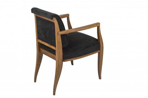 "Seating  - ""Drouant"" Armchair - Emile-Jacques Ruhlmann (1879 - 1933)"