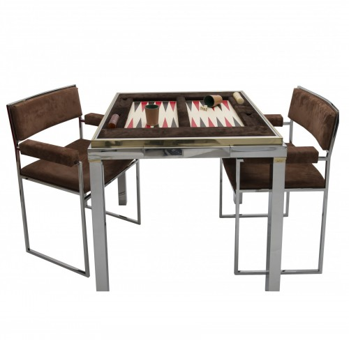 Game Table - Willy Rizzo (1928-2013)