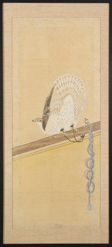 19th century - A series of eight gouaches on paper, Japan, Meiji Period.